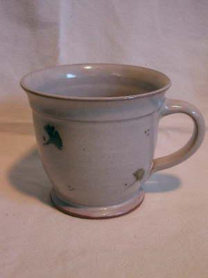 Bauchige Tasse ginkgo
