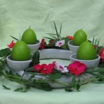 Blumenring Ginkgo