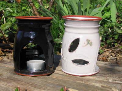 Duftlampen Keramik