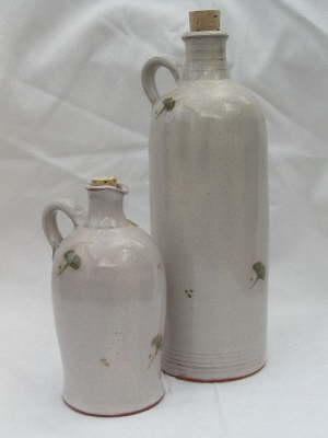 Ginkgo Flasche