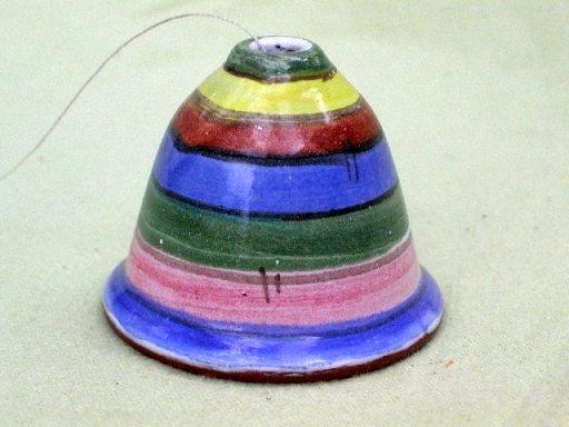 Glocken 5 - 6cm hoch