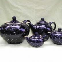 Teekannen aus Bürgel
