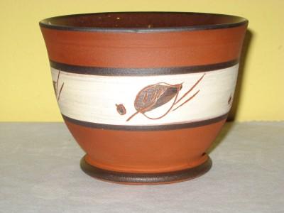 Kaffeeschale Terracotta