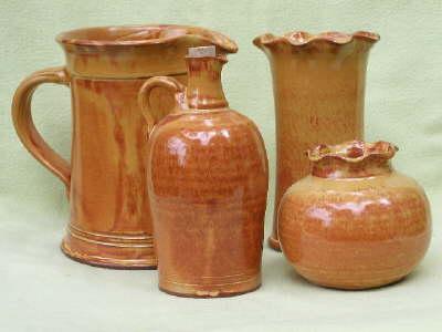 Keramik Elfenbeindekor