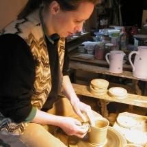 Keramikerin Heike Zielinski