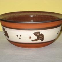Müslischale Terracotta