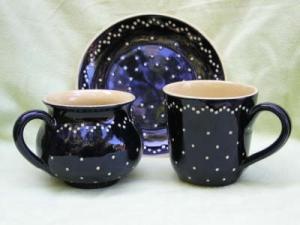 Tassen Bürgeler Keramik