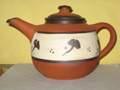 Teekanne Terracotta 1,5l